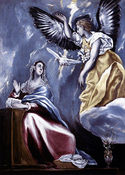 430px-El_Greco_-_The_Annunciation_(Budapest)